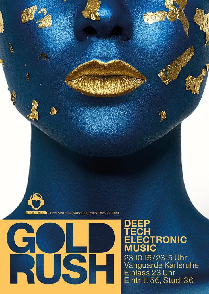 Plakatbild zu Gold Rush 1