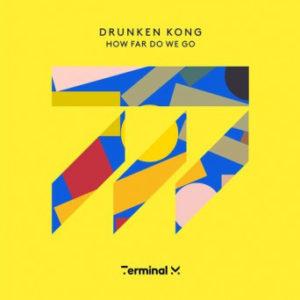 Platten Cover von Drunken Kong