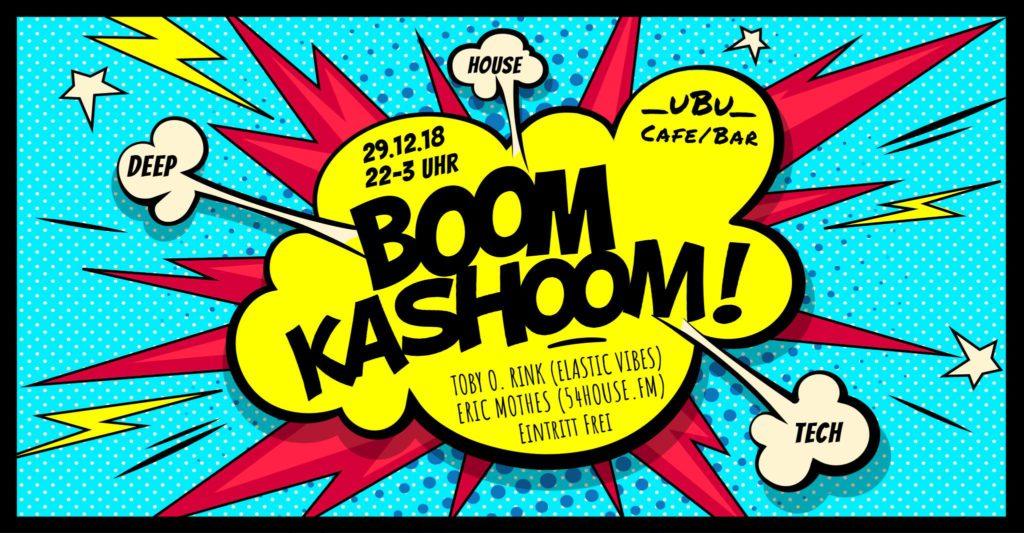 Boom Kashoom 2018