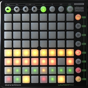 Launchpad for Traktor Pro