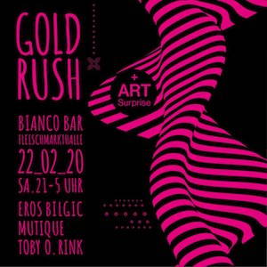 Gold Rush X Cover